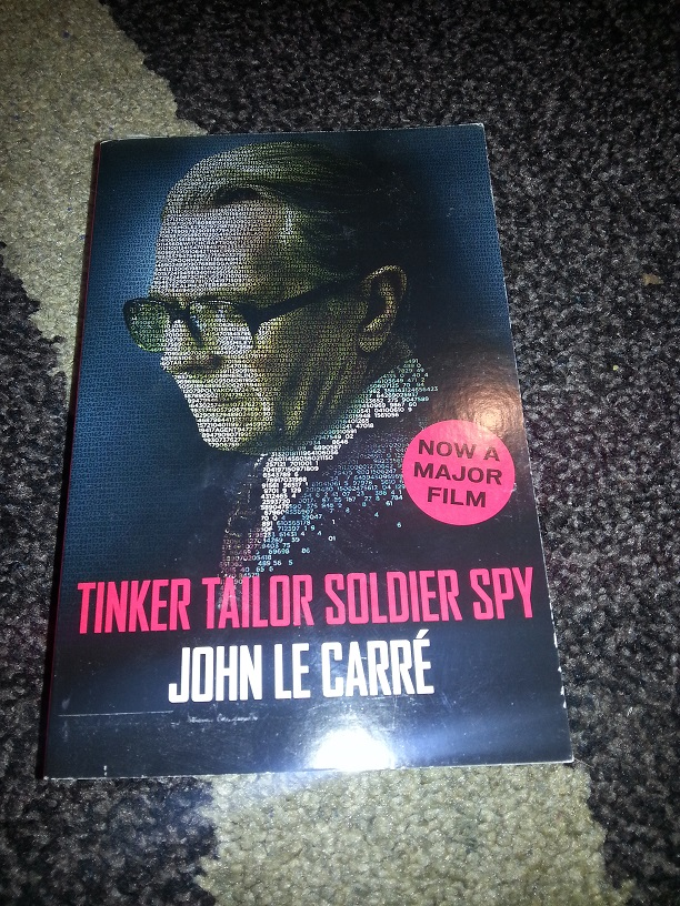 Tinker Taylor Soldier Spy by John Le Carré